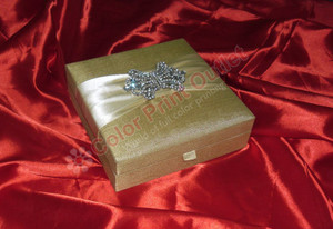 Satin Box Invitation --- GL-09