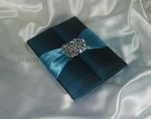 Satin/Silk Folio Invitation --- DSC--104