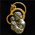 Father and Child Key Chain