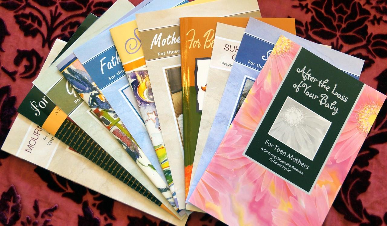 sample pack grief booklets elizabeth ministry international on