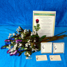 Expansion Kit everything needed to expand your Rosebud program to include grandparent concerns and troubled times. Original Rosebud Starter Spanish Kit See Product #3299