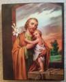 St Joseph & Baby Jesus