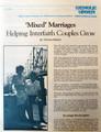 Catholic Update: Mixed Marriages