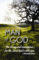 MAN of God, Oak Tree - Prayer Card