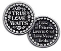 True Love Waits - Pocket Token