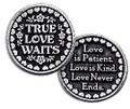 True Love Waits - Pocket Token