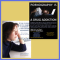RECLAiM 2-sided Poster #1 Drug Addiction/Woman
