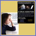 RECLAiM 2-sided Poster #1 Drug Addiction/Woman
