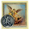 St. Michael - Pocket Token & Prayer Card