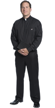 Clergy Shirt, Long Sleeve