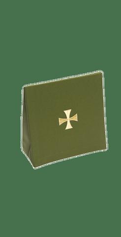 Burse With Maltese Cross Artneedle Cap And Gown