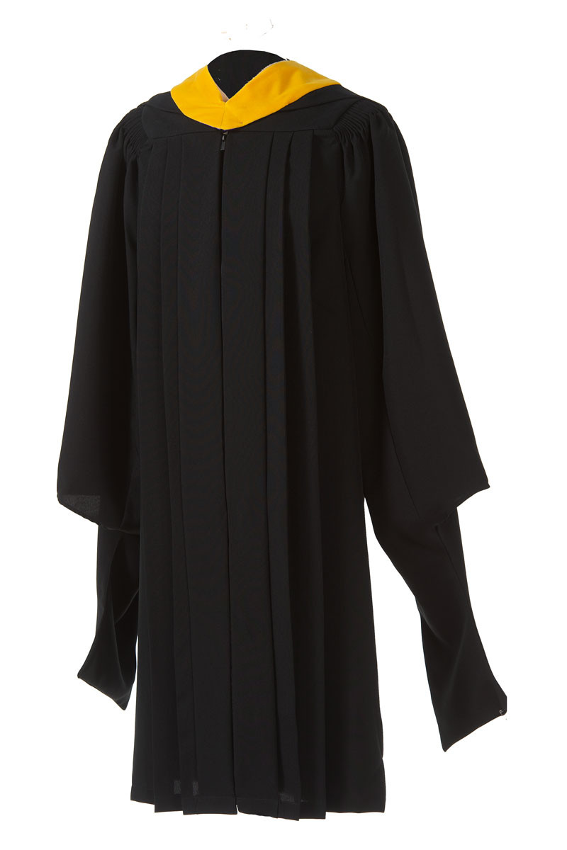 Master Premium Package (Includes Hood and Cap) - Artneedle Cap and Gown