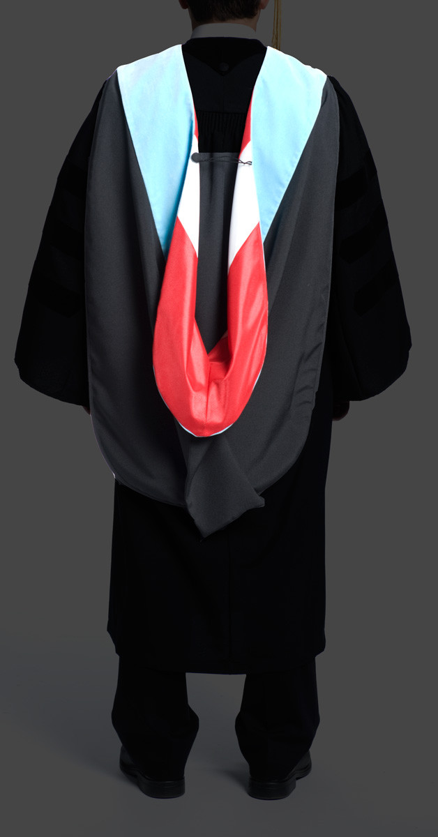 Maryville University Doctoral Hood