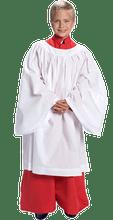 Monastic Surplice Round Neck