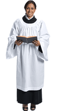 Surplice Monastic Round Neck
