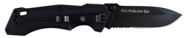 Ontario Knife, King Cutlery Black TAC Knife