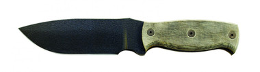Ranger Afghan Knife, Shown: Black Micarta, Plain
