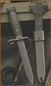 Ontario 494 M7 Bayonet and Scabbard