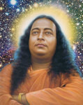 Paramhansa Yogananda Photo - Supernova - 11x14