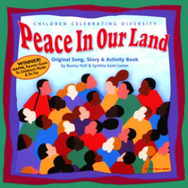 Peace in Our Land - Booklet with CD