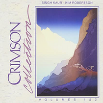 Crimson Collection Volumes 1 & 2 - Singh Kaur & Kim Robertson CD