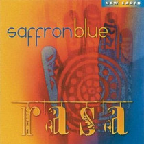 Saffron Blue - Rasa CD