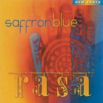 Saffron Blue - Rasa CD