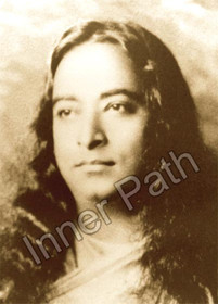 Paramhansa Yogananda Photo - Essence - Sepia 5x7