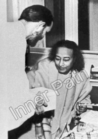 Paramhansa Yogananda Photo - Gift from Swami Kriyananda - 5x7