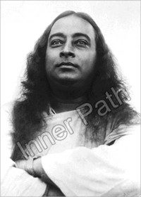 Paramhansa Yogananda Photo - Mysore Palace - 5x7