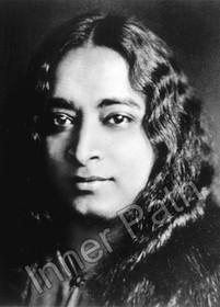 Paramhansa Yogananda Photo - New York - b&w - 5x7