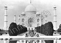 Paramhansa Yogananda Photo - Taj Mahal - 5x7