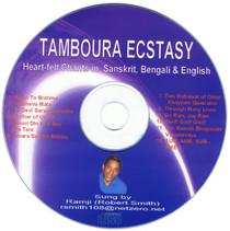 Tamboura Ecstasy CD
