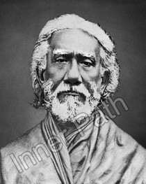 Swami Sri Yukteswar Photo - B&W 5x7