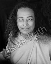 Paramhansa Yogananda Photo - Premavatar - 5x7 B&W
