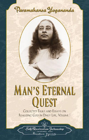Man's Eternal Quest - Paperback