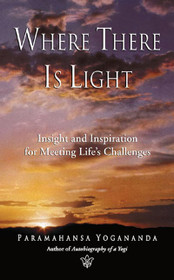 Where There Is Light - Paperback