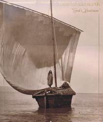 SRF 2000 Wall Calendar God's Boatman (Lake Chapala)