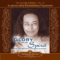 In the Glory of the Spirit CD