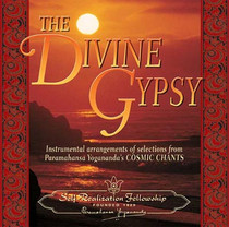 The Divine Gypsy CD