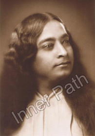 Paramhansa Yogananda Photo - Washington D.C. - Sepia 5x7
