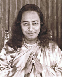 Paramhansa Yogananda Photo - Deep Gaze, 8x10, Sepia