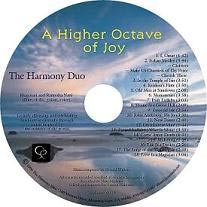A Higher Octave of Joy CD