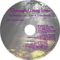 Through Many Lives CD