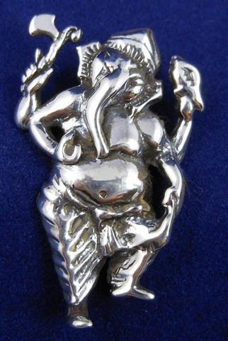 Ganesha Pendant