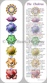 Chakras Bookmark