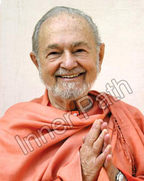 Swami Kriyananda Photo - Namaste - Color Portrait 5x7