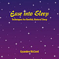 Ease into Sleep CD