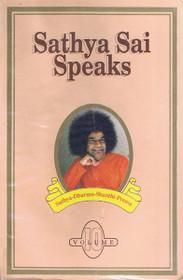 Sathya Sai Speaks - Vol X