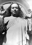 "Paramhansa Yogananda Photo - Birth of a New Era - 4"" Card"